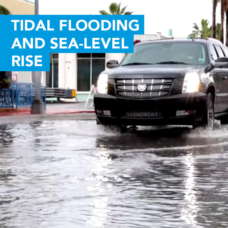 Tidal Flooding and Sea-Level Rise